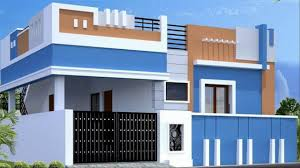 Ground And First Floor House Elevation Designs Single Floor House Elevations Ground Floor House