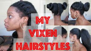 Short Crochet Hair Style crochet braids my vixen hairstyles youtube 3918 by wearticles.com