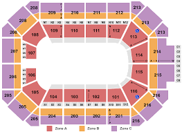 Allstate Seating Chart Allstate Arena Seating Chart Rosemont