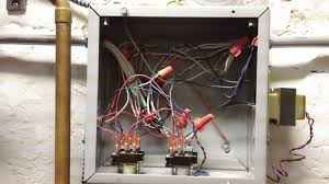 1 thermostat 2 zone valves heating help the wall Erie Zone Valve Wiring Diagram Erie Zone Valve Wiring Diagram #46 Invensys Erie Zone Valves