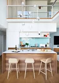 Kitchen Furniture Vancouver Sleek Loft Style Apartment In Vancouver Features A New York Vibe