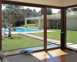 Patio : Andersen Outswing French Doors 3 Panel Sliding Glass Patio ...