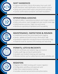 Q4 Smart Log Engica Digital Work Control Solutions