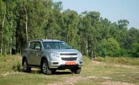 new car launched by chevrolet in indiaChevrolet Trailblazer SUV Launched in India Priced at Rs 264