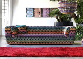 missoni home inntil  seat sofa  missoni home furniture