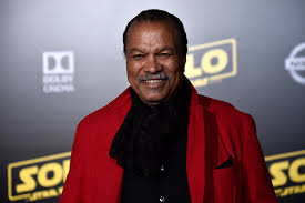 Star Wars' Star Billy Dee Williams Uses Gender-Fluid Pronouns - The New  York Times