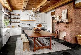 23 Farmhouse Kitchen Ideas To Steal Better Homes Gardens