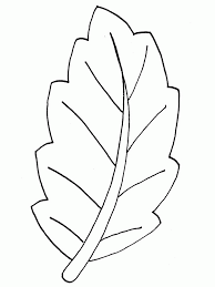 Small Picture Banana Leaf Coloring PagesLeafPrintable Coloring Pages Free Download