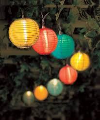 Little Green Blog » Three Ways To Use Solar Lighting In Your GardenChinese Lantern Solar Lights