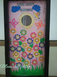 school classroom doors. Classroom Door Decoration Idea School Doors