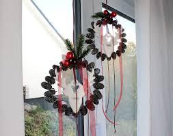 Diy Video Weihnachtliche Fensterdeko Selber Machen Tiziano