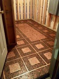 Best 25+ Pennies floor ideas on Pinterest | Penny flooring, Penny floor  designs and Copper penny image