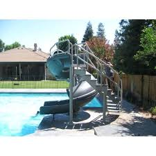 Outdoor pool with slide Beach Swimming Pool Slide Size Feet Outdoor Slides Public Park City Utah Swimming Pool Slides Outdoor Public Austin India Swimming Pool Slides For Children On Water Slide At Outdoor With