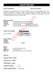 Eriva Aquanes ECO SERİES ET75P Su Arıtma Cıhazı - Kullanma Kılavuzu -  Sayfa:12 - ekilavuz.com