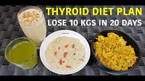 Thyroid Veg Diet For Weight Loss Vegetarian Thyroid Diet Pcod Pcos Diet For Weight Loss