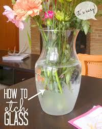Handmade Mother's Day gift. Materials: glass vase ...