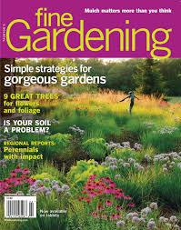 fine gardening magazine. Exellent Gardening On Fine Gardening Magazine 1