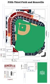 5 3 Field Toledo Ohio Seating Chart 10 Unexpected Dayton Dragons Fifth Third Field Seating Chart