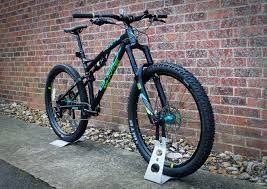 the g 160 rs features the very latest whyte thinking on geometry with a