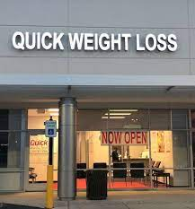 quick weight loss centers locations