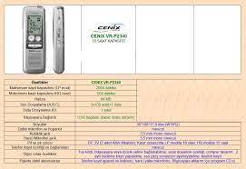 Dijital ses ve telefon kayıt cihazı