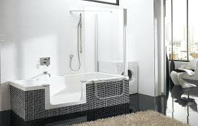 walk in bathtub and shower combo excellent best walk in bathtub ideas on tubs for tub walk in bathtub and shower