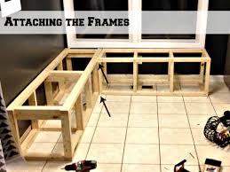 Kitchen Bench Seating Ikeakitchen Storage Seat Plans Corner With Kitchen Bench Seating