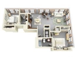 Wonderful All|Floor Plans2 Bedroom X04