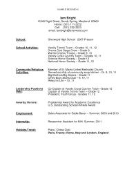 Resume 49 New Sample High School Resume Hi Res Wallpaper Pictures