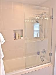 half glass shower door for bathtub attractive 46 best tinas images on soaking tubs bathtubs and aqua with regard to 5