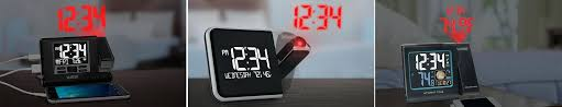 ceiling projection clock projection alarm clocks