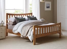 Sherwood Bedroom Furniture Sherwood Oak Wooden Bed Frame