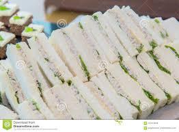 Tuna Sandwich Salad Stock Photo Image Of Exotic Buffet 107416948
