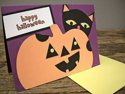 Greetings Cards Halloween Free Download Happy Halloween Greetings Card Making Ideas For Halloween