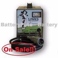 lester battery charger club car golf cart battery charger 48 volt 13a lester links powerdrive obc