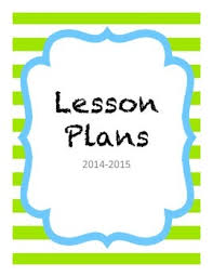 2014 2015 Lesson Plan Cover Pages For Binders Modern Classic Designs