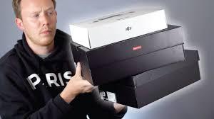 UNBOXING <b>Supreme</b>, Air <b>Jordans</b>, a DJI Drone! & GIVEAWAY ...