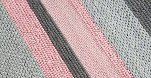 pink area rugs for baby nursery style rug marvellous ideas light by
