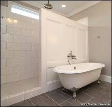 walk in shower no door. Walk In Shower No Door Bathroom Doors Bath Seal Menards