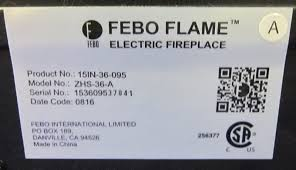 product description febo flame electric fireplace flame electric fireplace