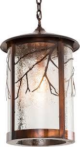 meyda tiffany 193544 fulton branches rustic vintage copper entryway light fixture loading zoom
