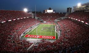 teams in days ohio state cfb  games