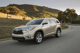 Last Look For 2014: Toyota Highlander Is Softer, Stronger, Still ...