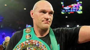 Tyson Fury Must Endure 'Very ...