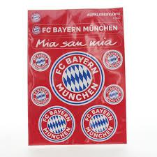 V., commonly known as fc bayern münchen, fcb, bayern munich, or fc bayern, is a german professional sports cl. Fc Bayern Munchen Aufkleberkarte Logo Sticker Kaufland De
