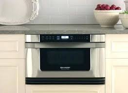 above oven microwave. Above Oven Microwave Drawer Sharps New Sharp O