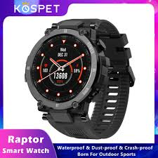<b>Kospet Raptor Outdoor</b> Smart Watch Rugged 1.3 Inch Ultra Light ...