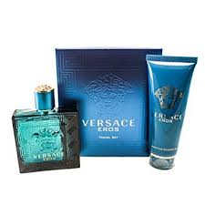 amazon versace eros fragrance set 2 count eau de toilettes beauty