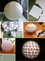 handmade paper chandelier clothespin chandelier
