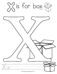 1280 x 989 png 14 кб. Letter X Coloring Page 2